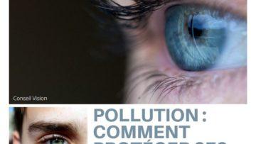 Pollution : comment protéger ses yeux ?